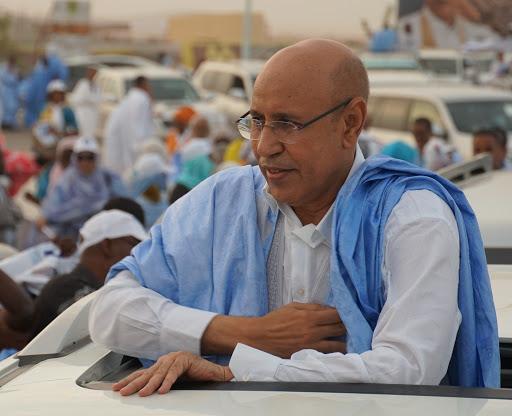 ولد غزواني يهنأ الشعب بمناسبة حلول شهر رمضان المبارك