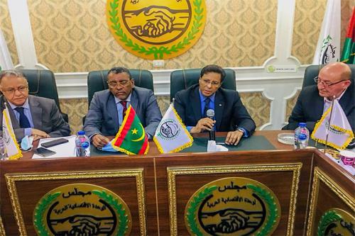 موريتاني ينتخب في منصب عربي هام