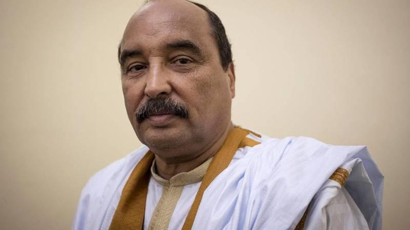 قطب التحقيق يرفض الاذن للرئيس السابق بمغادرة نواكشوط