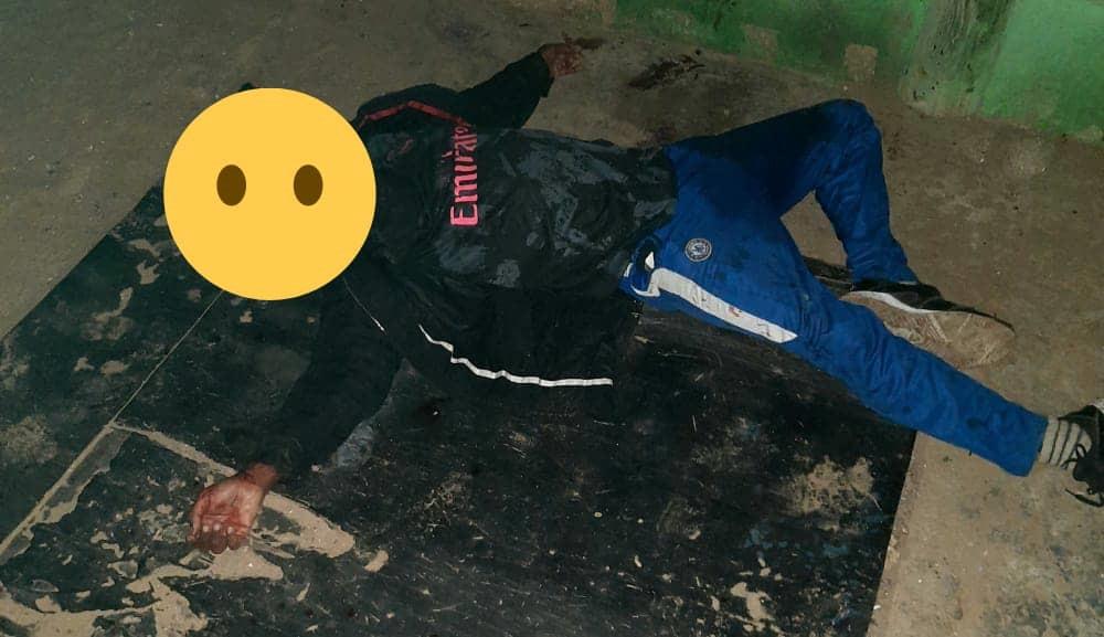 مقتل شخصان بنواذيبو(صورة+أسماء)