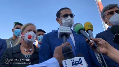 """موريتانيا تتسلم من مبادرة """"كوفاكس"""" 69 ألف جرعة من لقاح استرازينكا الألماني"""