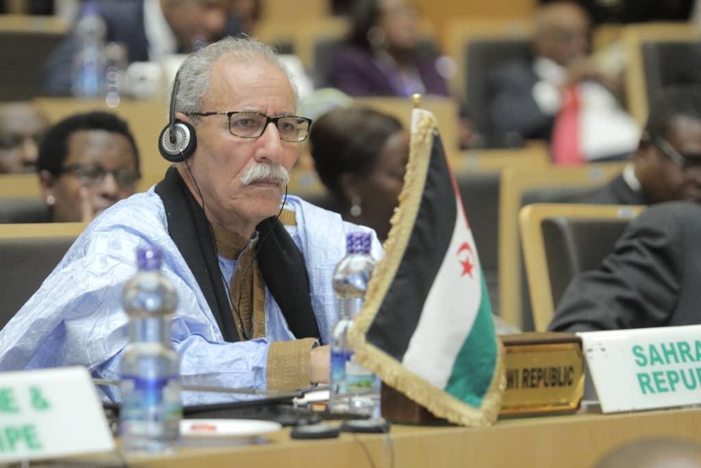 بعد تأكيد إصابته بفيروس كورونا الرئاسة الصحراوية تطمإن الصحراويين على صحة الرئيس