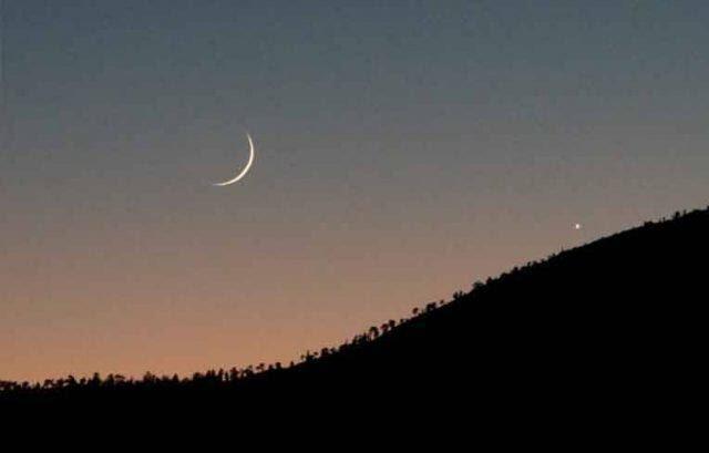 بيان لجنة مراقبة الاهلة: الخميس هو أول ايام عيد الفطر المبارك