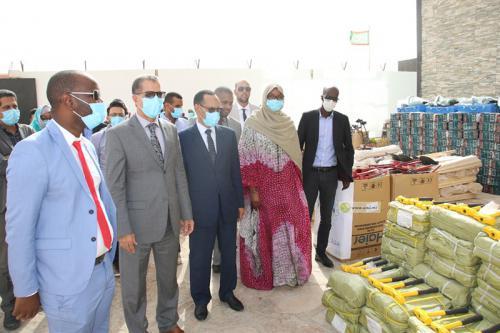 معادن موريتانيا تستعد لتوزيع آليات تساعد في التنقيب الأهلي على المنقبين