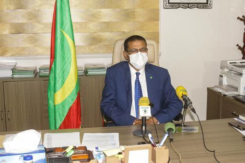 ظهور حالات من فيروس كورونا المتحورة في موريتانيا والسلطان تدعو إلى أخذ الحيطة والحذر