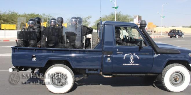 الدرك الوطني بسيلبابي تصادر كمية من المخدرات في طريقها إلى نواكشوط
