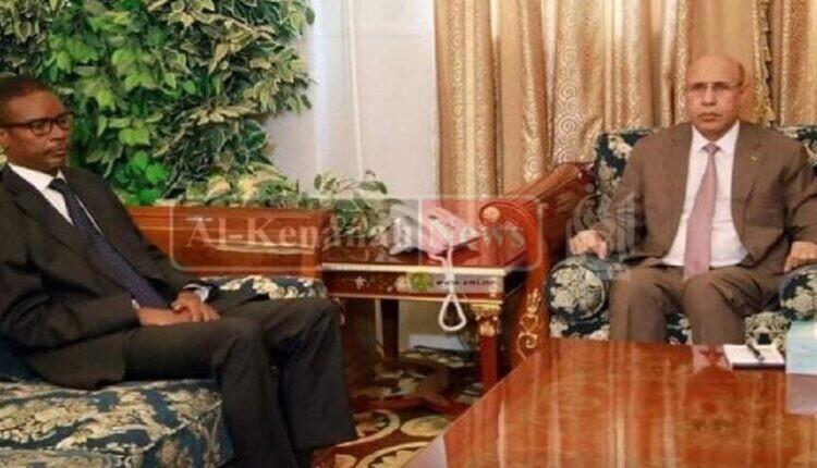 استدعاء الوزير الأول محمد ولد بلال للقصر الرئاسي
