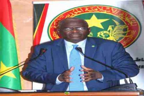 مرشح موريتانيا لمفوض الاتحاد الافريقي للتكنولوجيا خارج السباق
