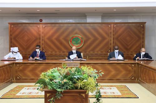 البيان الصادر عقب اجتماع مجلس الوزراء