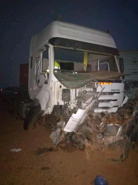 حادث مأساوي على طريق اكجوجت يؤدي الى وفاته ثلاثة أشخاص