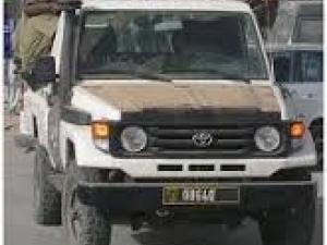 الشرطة في مركز أنتيكان الاداري تلقي القبض على عصابة تهريب المخدرات