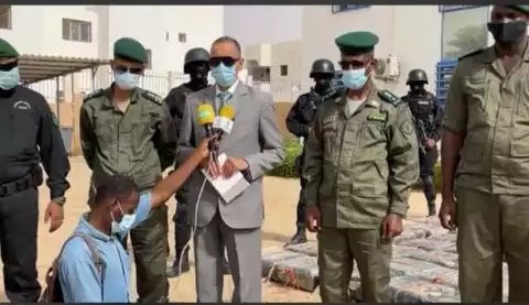 نواكشوط: السلطات تضبط كمية من المخدرات
