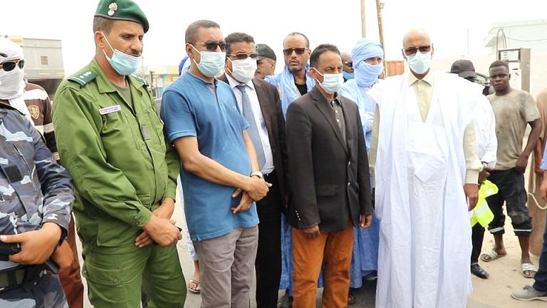 سلطة منطقة نواذيبو الحرة تطلق حملة نظافة شاملة للعاصمة الاقتصادية