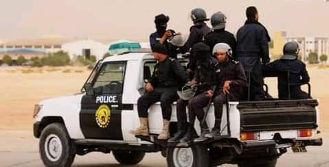 الشرطة الوطنية تلقي القبض على عصابة إجرامية داخل نواكشوط