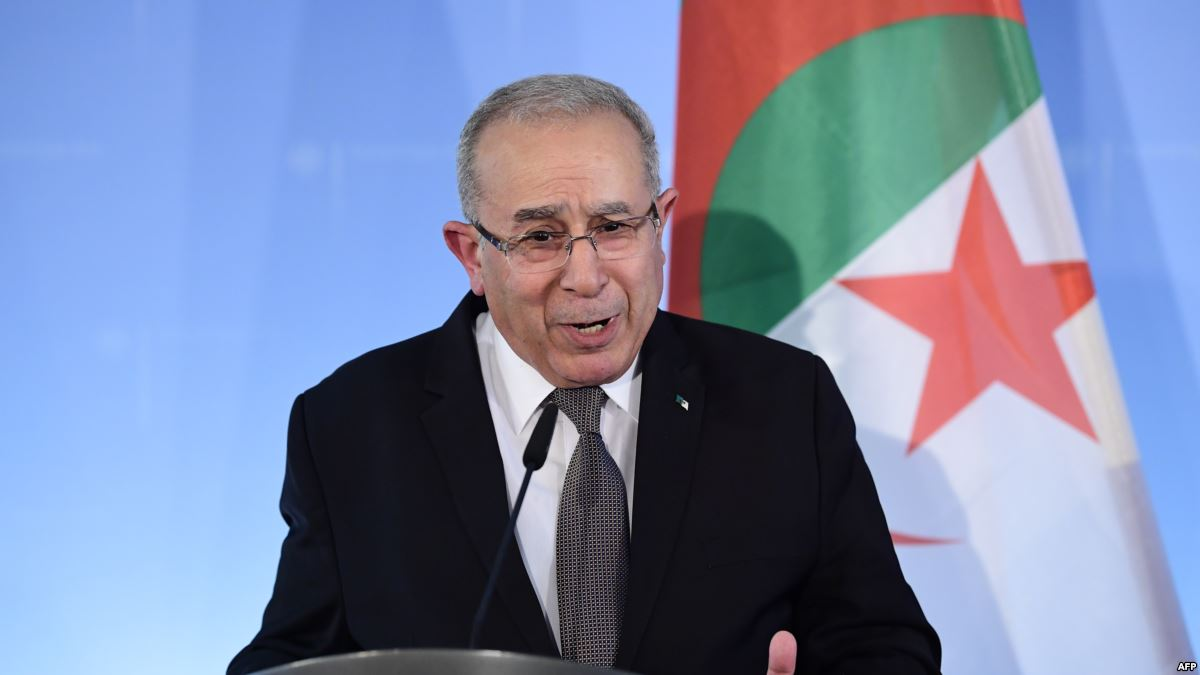 وزير الخارجية الجزائري في زيارة عمل لموريتانيا