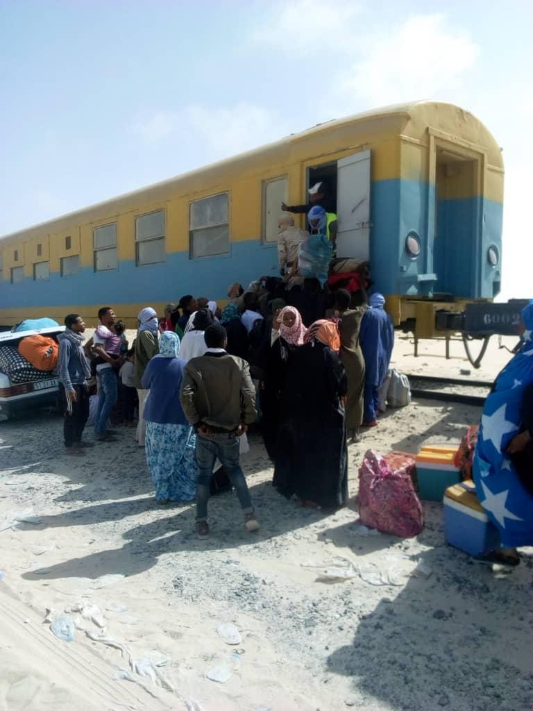 النقل العمومي عبر السكة الحديدية الخطة نحو الإصلاح